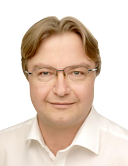 Dr. Bernhard Ritter, Kardiologe